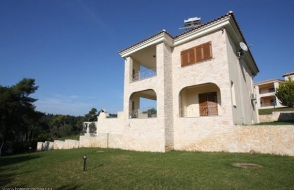 Villa for vocation or residence in Greece